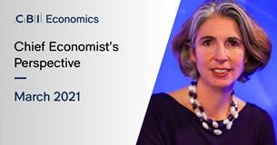 Chief Economist's Perspective: March 2021