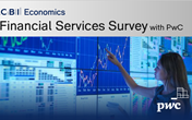 CBI/PwC Financial Services Survey (4 issues)