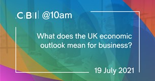 CBI @10am: What does the UK economic outlook mean for business?
