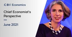 Chief Economist's perspective: June 2021