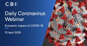 Daily Coronavirus Webinar: economic impact of COVID-19