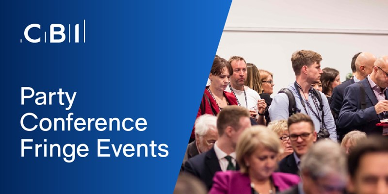 Party Conference Fringe Events: Labour