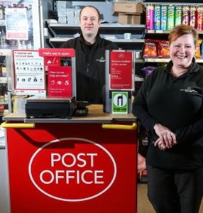 Post Office: going above and beyond for your local community