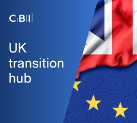 UK transition hub