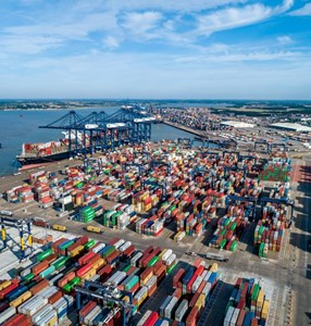 Hutchison Ports – Port of Felixstowe: Remaining open and fully operational during the coronavirus pandemic