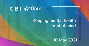 CBI @10am: Keeping mental health front of mind
