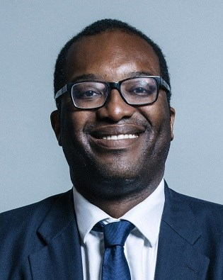 The Rt Hon Kwasi Kwarteng MP