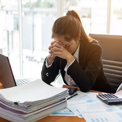 A wake up call for workplace wellbeing
