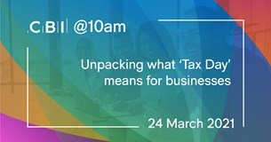 CBI @10am: Unpacking what 'Tax Day' means for businesses