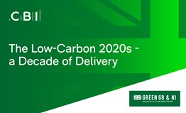 The Low-Carbon 2020s - a Decade of Delivery