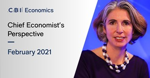 Chief Economist's Perspective: February 2021