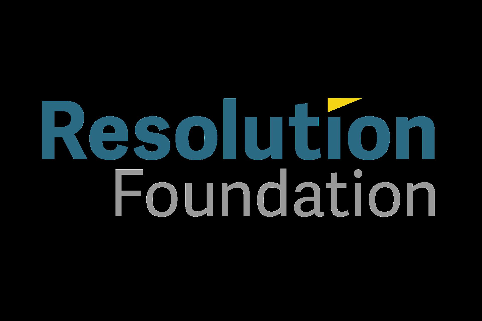 Resolution Foundation's Economic Inquiry