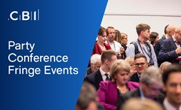 Party Conference Fringe Events: Conservatives