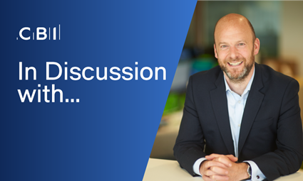 In Discussion with Josh Hardie, CBI Deputy Director-General​