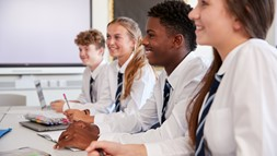Connect business and education to help every student succeed