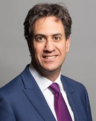 Rt Hon Ed Miliband MP
