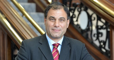 Lord Bilimoria elected as CBI President